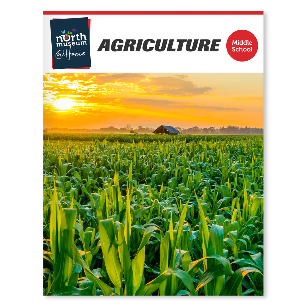 STEM Learning Activity Pack - Agriculture (Middle School)