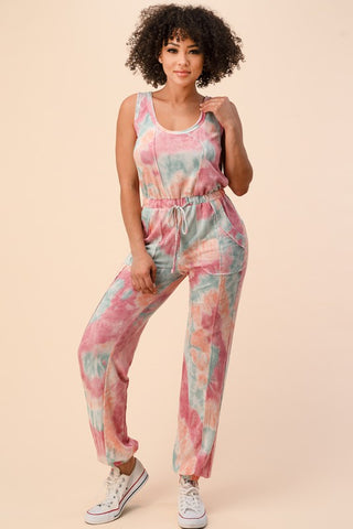 Tye Dye Dreams Jumpsuit