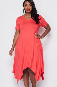 Slayday Plus Size Dress