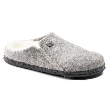 BIRKENSTOCK ZERMATT WOOL FELT LIGHT GREY 1015086