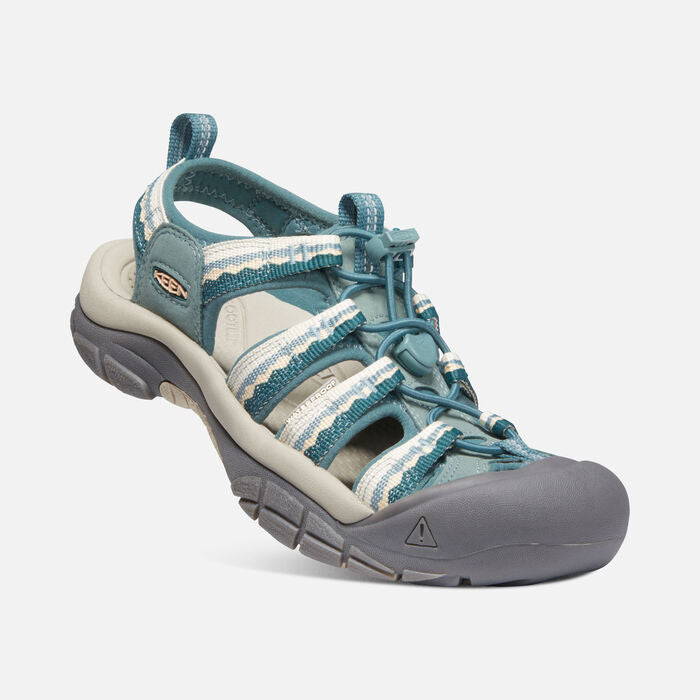 KEEN WOMEN'S NEWPORT H2 SANDAL NORTH ATLANTIC/CHINOIS GREEN 1023966