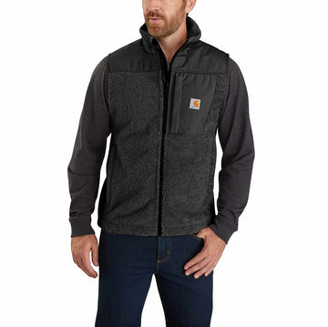 CARHARTT YUKON EXTREMES WIND FIGHTER FLEECE VEST 104515