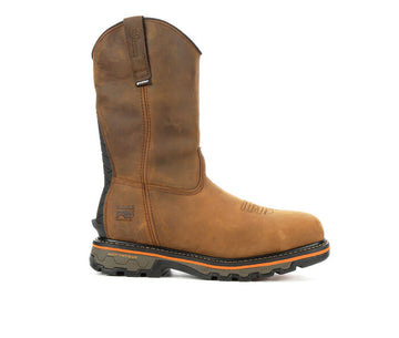 TIMBERLAND PRO TRUE GRIT WATERPROOF COMPOSITE TOE PULL ON A24BH
