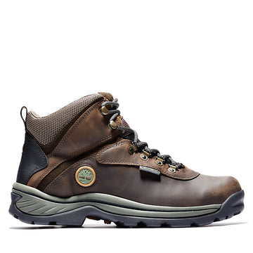 TIMBERLAND TREE WHITE LEDGE MID WATERPROOF HIKING BOOTS 12135