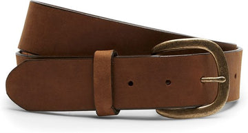 JUSTIN WORK BASIC BELT BROWN 232BD