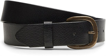 JUSTIN WORK BASIC BELT BLACK 232BK