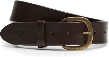 JUSTIN WORK BASIC BELT BROWN 232BR