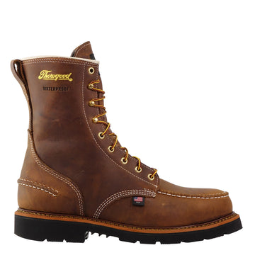 THOROGOOD 1957 SERIES 8″ CRAZY-HORSE WATERPROOF STEEL TOE 804-3898