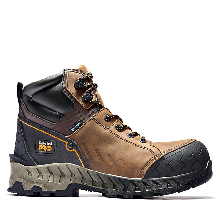 "A225Q Work Summit 6"" Composite Safety Toe Waterproof"