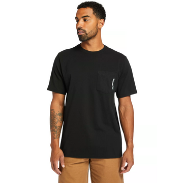 TIMBERLAND PRO SHORT SLEEVE BASE PLATE WICKING T-SHIRT A1HNS