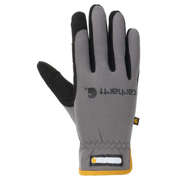 CARHARTT WORK-FLEX LINED HIGH DEXTERITY GLOVES A547