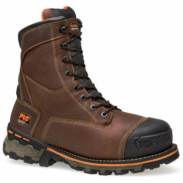 "Timberland Pro Boondock 8"" Soft Toe Waterproof Insulated 89635"
