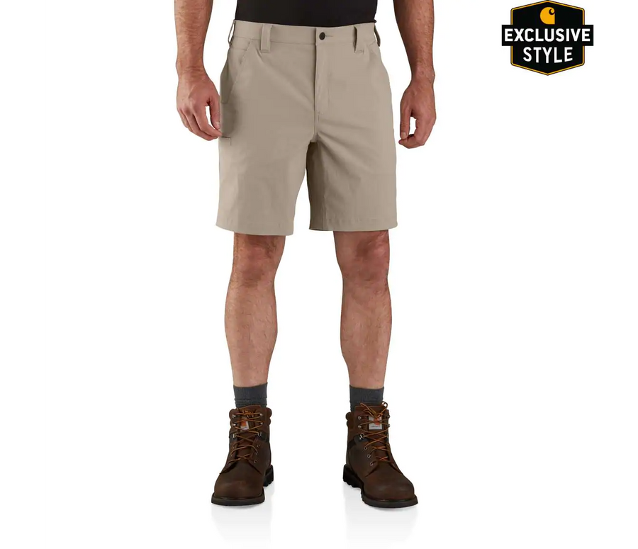 CARHARTT FORCE RELAXED FIT NYLON RIPSTOP WORK SHORT 104198