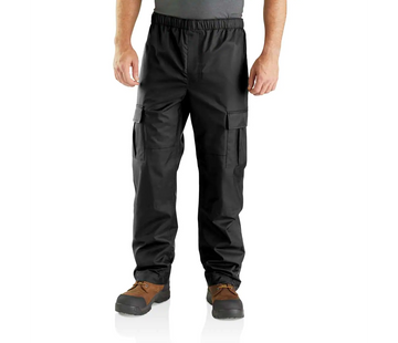 CARHARTT DRY HARBOR WATERPROOF BREATHABLE PANT BLACK 103507