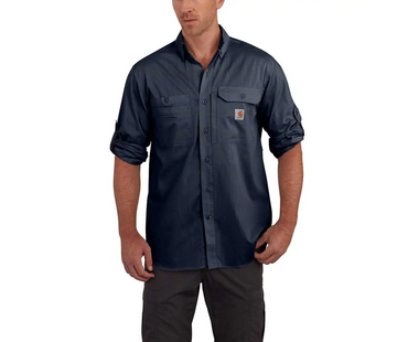 CARHARTT FORCE RIDGEFIELD SOLID LONG SLEEVE SHIRT 102418