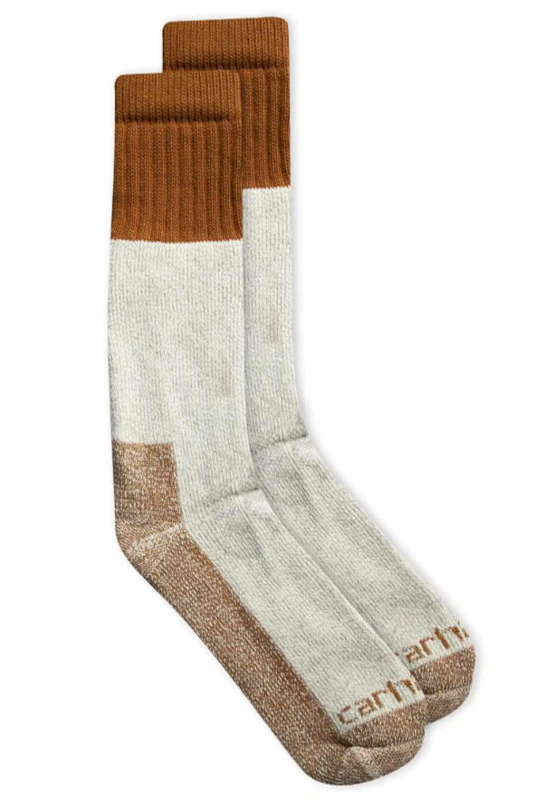 CARHARTT COLD WEATHER BOOT SOCKS A66