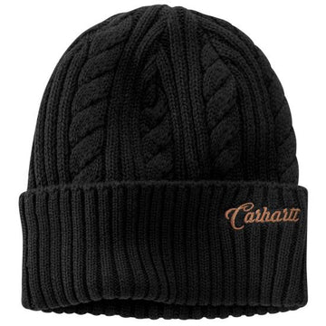 CARHARTT WOMEN'S RIB-KNIT FISHERMAN BEANIE 104397