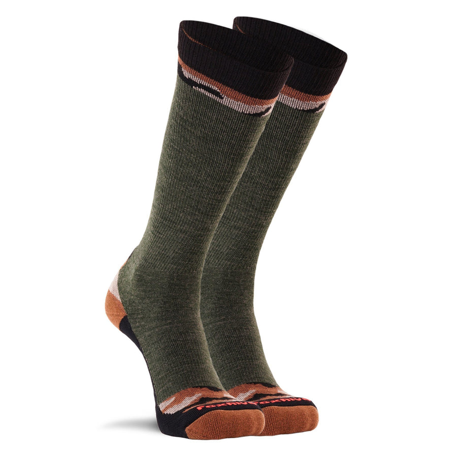 FOX RIVER WOODLANDS LIGHTWEIGHT MID-CALF BOOT SOCKS 7402