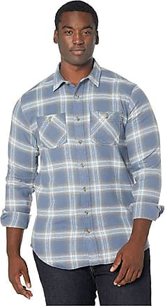 TIMBERLAND PRO WOODFORT FLEX FLANNEL WORK SHIRT A1P41