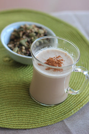 How-to Get the Perfect Chai Latte at Home (Better Than Starbucks)