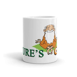 Coffee Mug 11oz I Nature's Guru I Merchandise