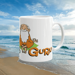 Nature's Guru Merchandise 11oz Nature's Guru Coffee Mug - 11oz