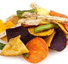 Vegetable Chips I Nature's Guru