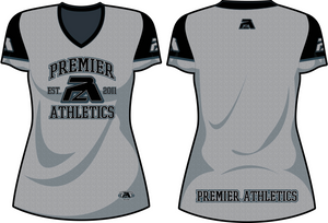 PREMIER LETTERMAN - HEATHER & BLACK