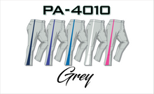 Load image into Gallery viewer, PA-4010 Grey Women Softball Pants with Panel