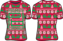 Load image into Gallery viewer, PA Reindeer Ugly Sweater - Red/Green