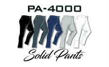 Load image into Gallery viewer, PA-4000 Solid Womens Softball Pants