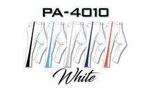 Load image into Gallery viewer, PA-4010 White Women Softball Pants with Panel