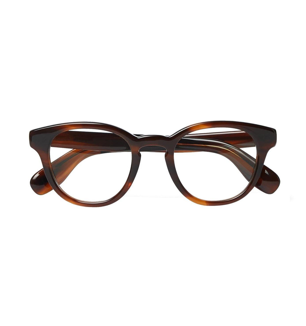 Whiskey Tortoiseshell Acetate Vintage Sunglasses
