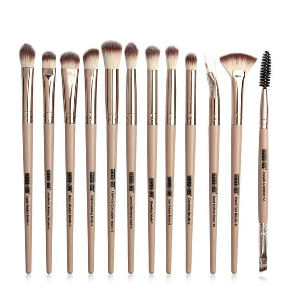 3/5/12 pcs/lot  Makeup Brushes Set