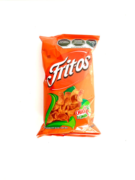 Fritos Chile y Limon Mexican