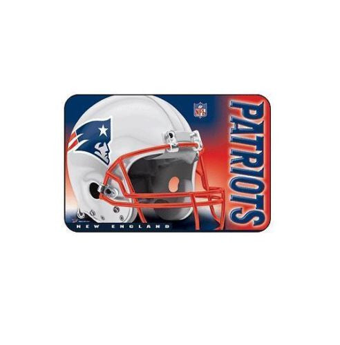 "New England Patriots  20x30"" mat - Sports Nut Emporium"