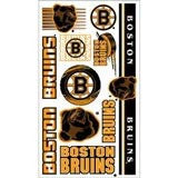 Boston Bruins temporary tattoos - Sports Nut Emporium