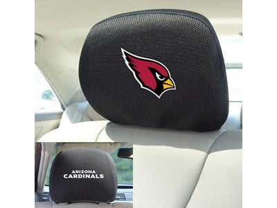 Arizona Cardinals 2-Pack Headrest Covers - Sports Nut Emporium