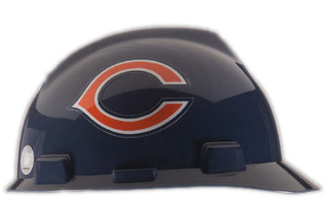 Chicago Bears hard hat - Sports Nut Emporium