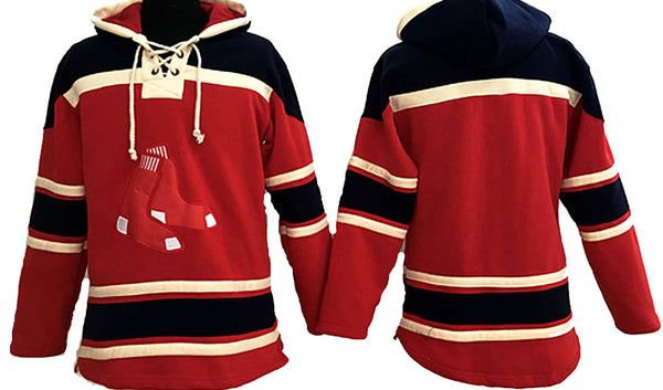 Boston Red Sox Pullover Hoodie - Sports Nut Emporium