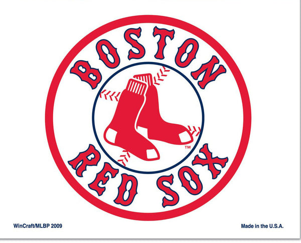 Boston Red Sox Multi Use Ultra Decal - Sports Nut Emporium