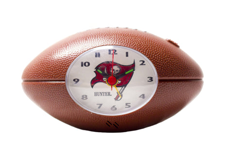 Tampa Bay Buccaneers NFL alarm clock - Sports Nut Emporium