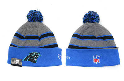 Carolina Panthers New  Sideline Sport Knit NFL Hat - Sports Nut Emporium