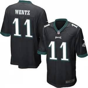 Carson Wentz Philadelphia Eagles Men's Stitched Alternitive elite Jersey - Sports Nut Emporium