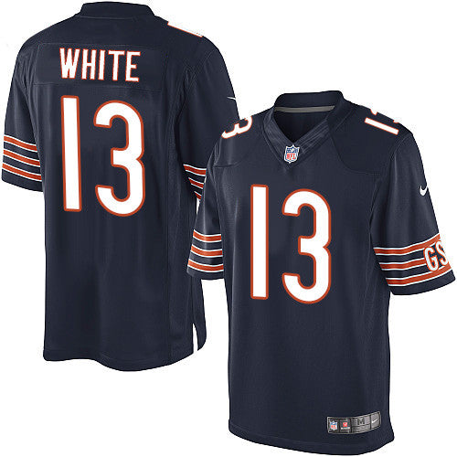 Chicago  Bears  Kevin White Navy Blue NFL  Jersey - Sports Nut Emporium