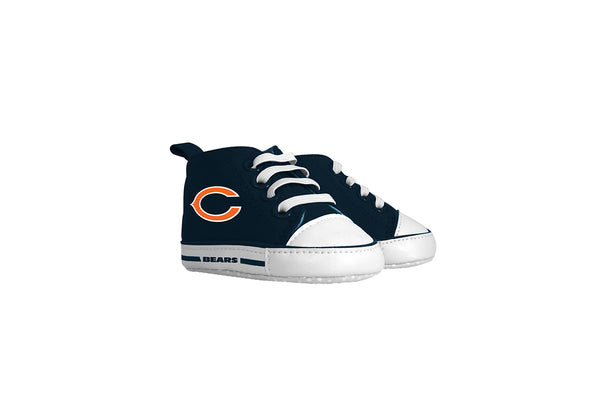 Chicago Bears High Top Pre Walkers - Sports Nut Emporium