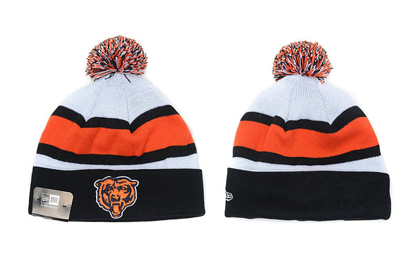 Chicago Bears Winter knit Hat - Sports Nut Emporium
