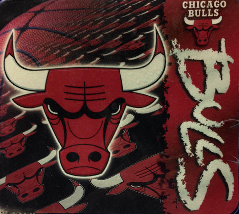 Chicago Bulls NBA Basketball Mouse Pad - Sports Nut Emporium