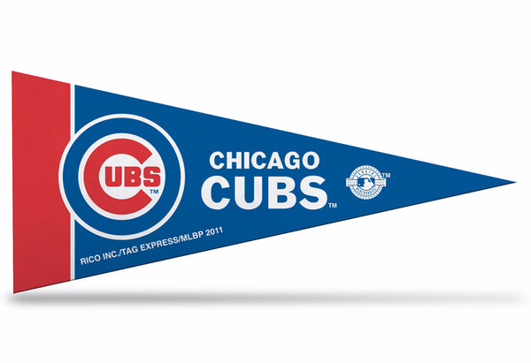Chicago Cubs Mini Pennant - Sports Nut Emporium