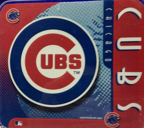 Chicago Cubs MLB Baseball Mouse Pad - Sports Nut Emporium